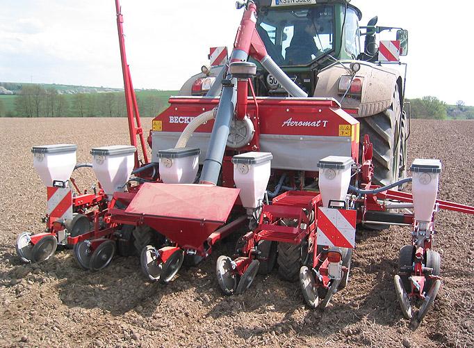 BECKER AEROMAT FARM-LINE